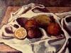 Natura morta - olio su tavola 40x50 - 1964