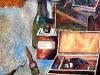 Interno dello studio - olio su tela 60x50 - 1966
