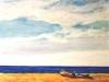 Marina - olio su tela 50x60 - 1980
