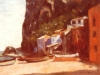 Marina - olio su tela 50x70 - 1981