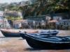 Marina di Scilla - olio su tela 50x60 - 1993
