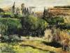 S. Gregorio al Celio - olio su tela 30x40 - 2001