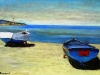 Barche a Scilla - o.s.t. cm. 40x60 - 2015