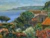 Costa a Punta Pacì - olio su tela 40x60 - 2014