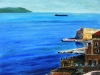Mare di Gaeta - olio su tela 60x70 - 2013