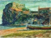 Marina di Scilla - t.m. su cartoncino - 25x35